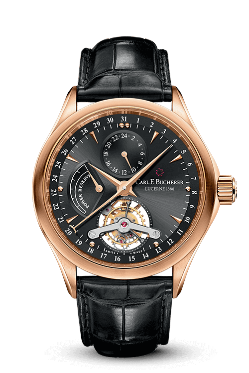 MANERO Tourbillon Limited Edition - 00.10918.03.33.01