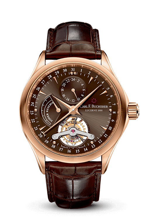Manero Tourbillon Limited Edition - 00.10918.03.93.01