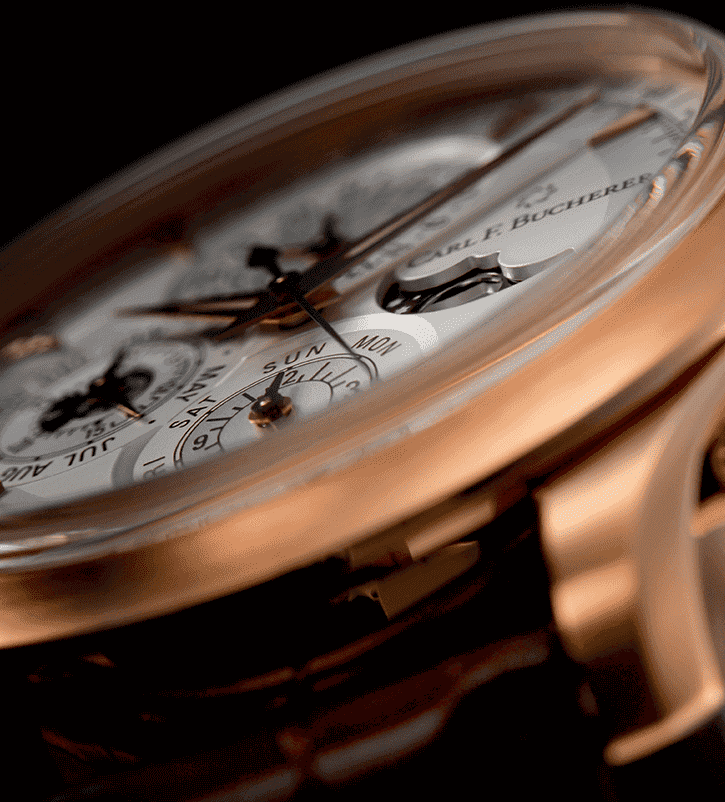 Elegant complicated watches - MANERO