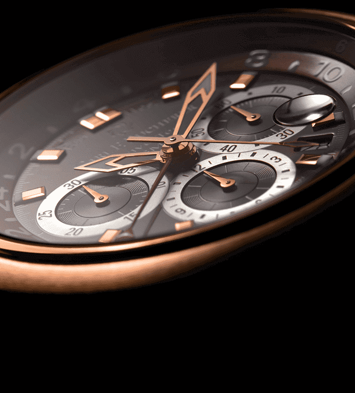 Sophisticated mechanical watches - PATRAVI