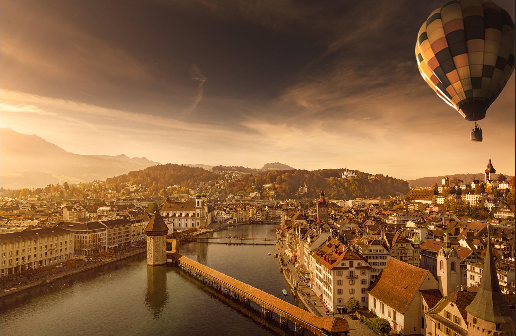 源自瑞士琉森:与众不同的旅程
