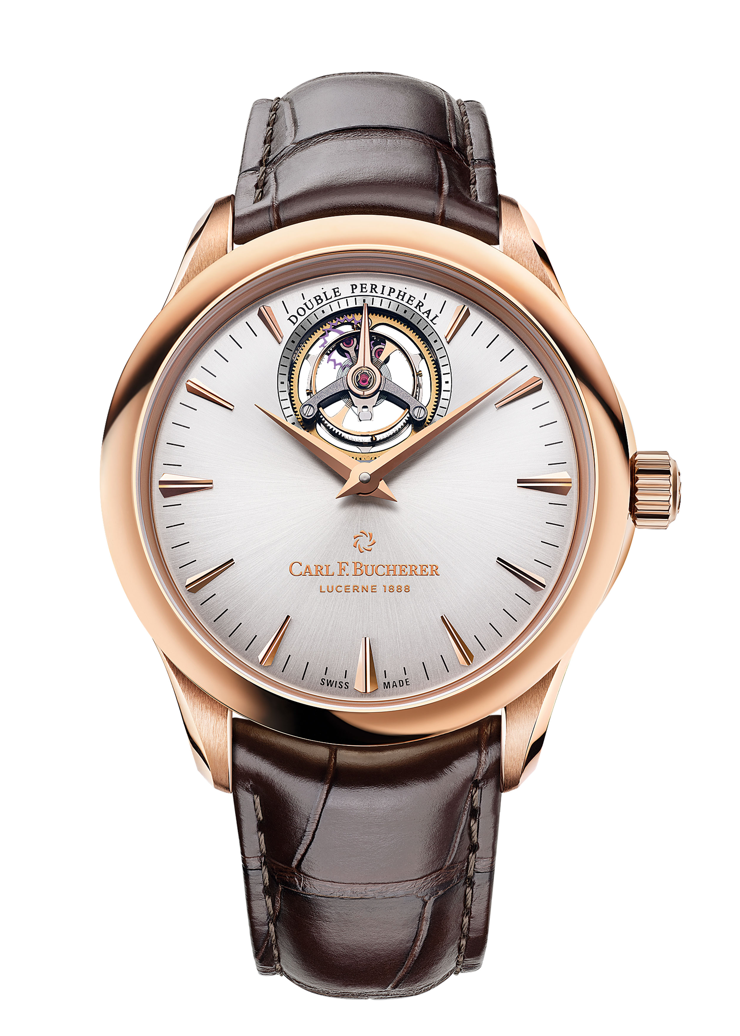 Carl F. Bucherer Gold Watches