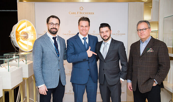 Carl F. Bucherer and HODINKEE review the unique fan experience at Baselworld