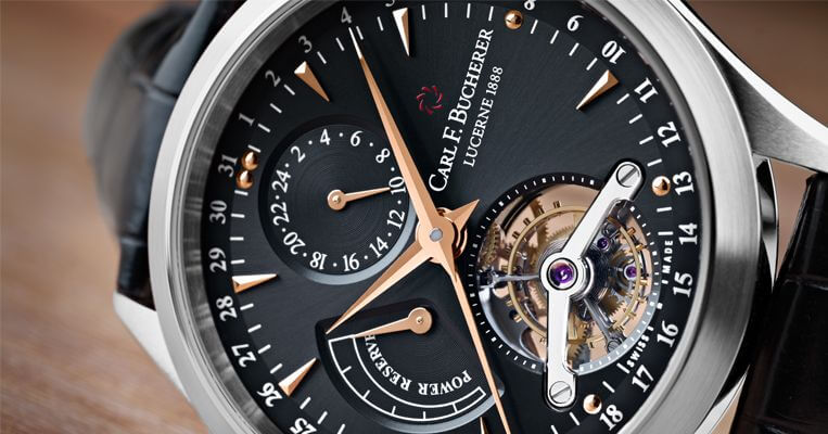 Manero Tourbillon Limited Edition 2016