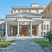 le Kulm Hotel St.Moritz