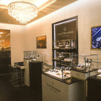 CARL F . BUCHERER OPENS ITS FIRST BOUTIQUE IN MOSCOW