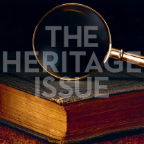 THE HERITAGE ISSUE