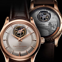Heritage Tourbillon Double Peripheral Limited Edition