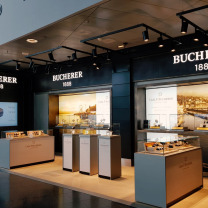 special exhibition in Zurich Airport