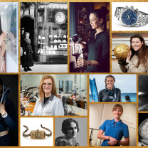 A Tribute to Women Shaping Time since 1888