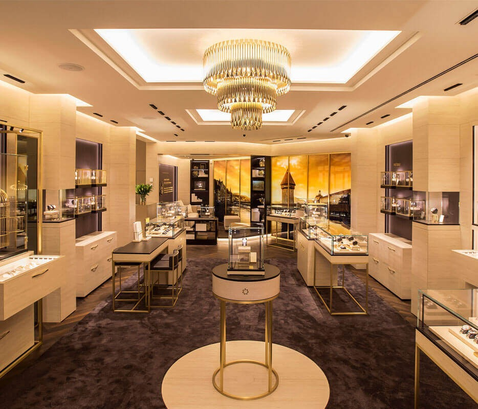 Carl F. Bucherer Boutique