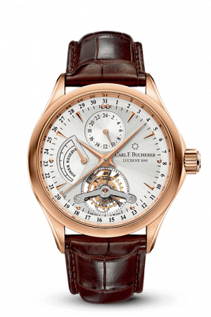 MANERO Tourbillon Edición Limitada - 00.10918.03.13.01