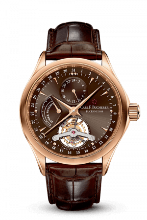 MANERO Tourbillon Edición Limitada - 00.10918.03.93.01