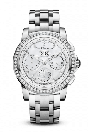PATRAVI ChronoDate Ladies - 00.10611.08.74.33