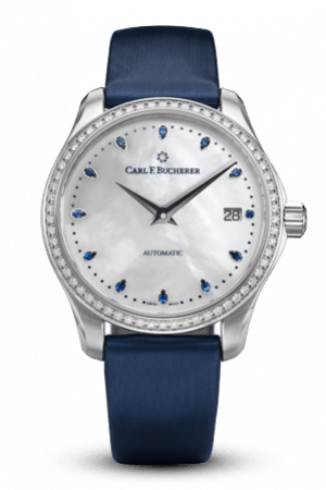 Manero AutoDate Bucherer Blue  - 00.10922.08.79.99